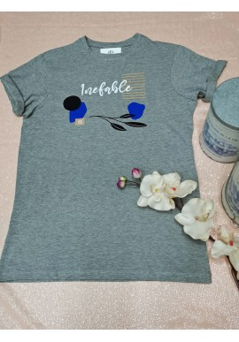 CAMISETA INEFABLE AZUL
