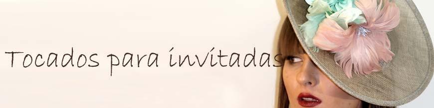 Tocados para invitadas