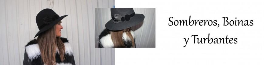 Sombreros, Boinas y Turbantes