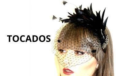 Colección de tocados Nuria Ordiales